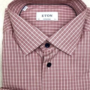 Brand New with Tags Eton Dress Shirt Size 17.5